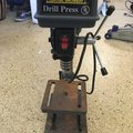 Renting Out: 5-Speed Drill Press