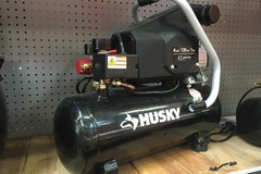 Renting Out: 4 Gal. Portable Electric-Powered Air Compressor