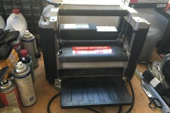Renting Out: 12.5 x 6 Inch Planer
