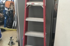 Renting Out: 6 ft. Step Ladder